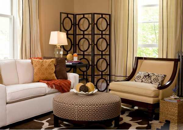 اتاق پذیرایی 9 - چیدمان اتاق پذیرایی را حرفه ای تغییر دهید