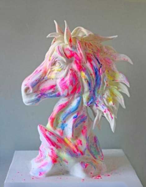 تزيين 3 - کیک های تزیین شده شبیه حیوانات واقعی + تصاویر
