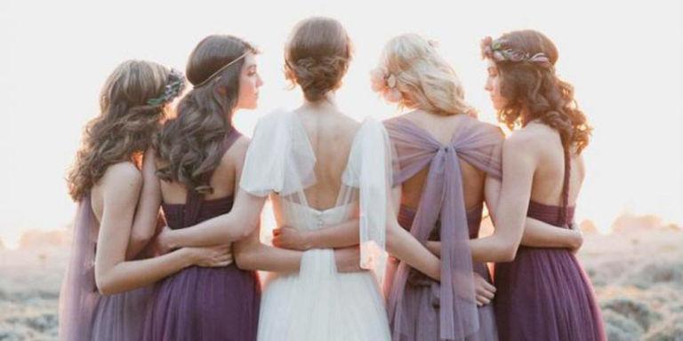 وحشتناک عروس از ساقدوش هايش 5 - سوالاتی بی مورد از ساقدوشها که قبل از عروسی می پرسند!
