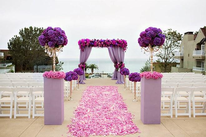 بزرگ کاور 1396 05 29 1 - انتخاب رنگ تم عروسی با توجه به معنای آنها