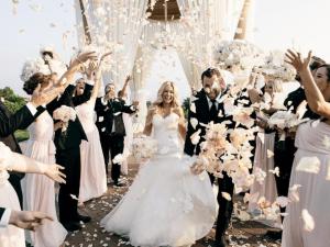 عروسی شیک 300x225 - انتخاب عکاس و آتلیه عروس