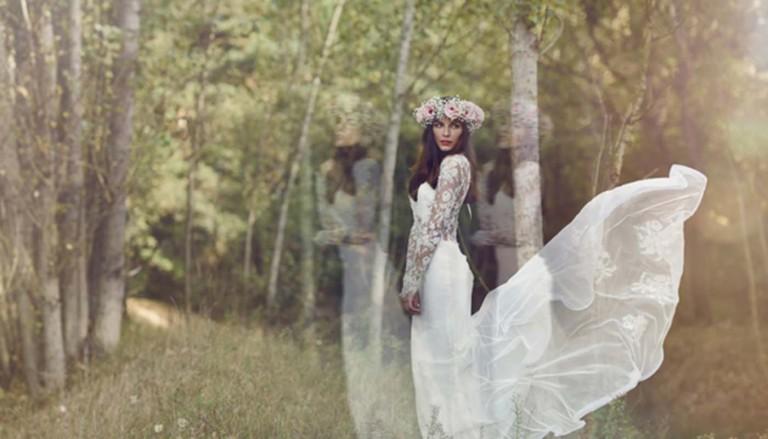 گل سر عروس 768x439 - مدل های گل سر عروس با گلهای طبیعی برای عروس خانمهای ایرانی