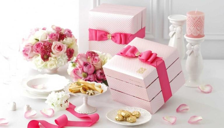 عروسی 768x439 - چند مدل کوکی عروسی زیبا که به عنوان شیرینی عروسی سرو میشوند