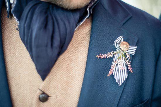 Neckerchief 2 - خرافات جالب در مورد عروس و دامادها در سایر نقاط جهان