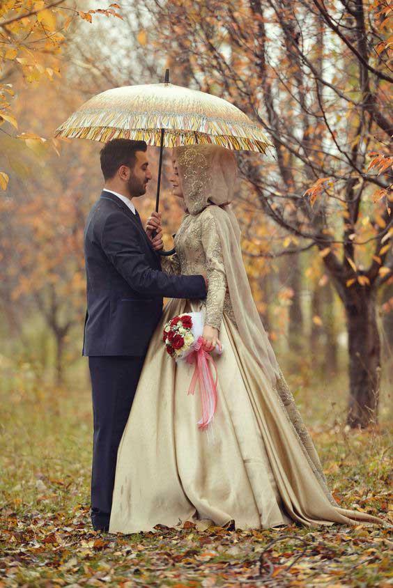 Wedding veil 4 - نمونه کارهای آتلیه ها را ببینید و سپس مقایسه کنید