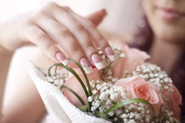 bridal nail art collection 2012 2013 10 - مدلهایی زیبا برای طراحی روی ناخن عروس