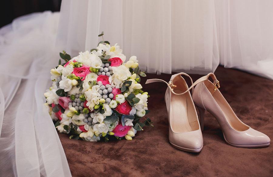 bridal shoes - انتخاب مدل کفش عروس