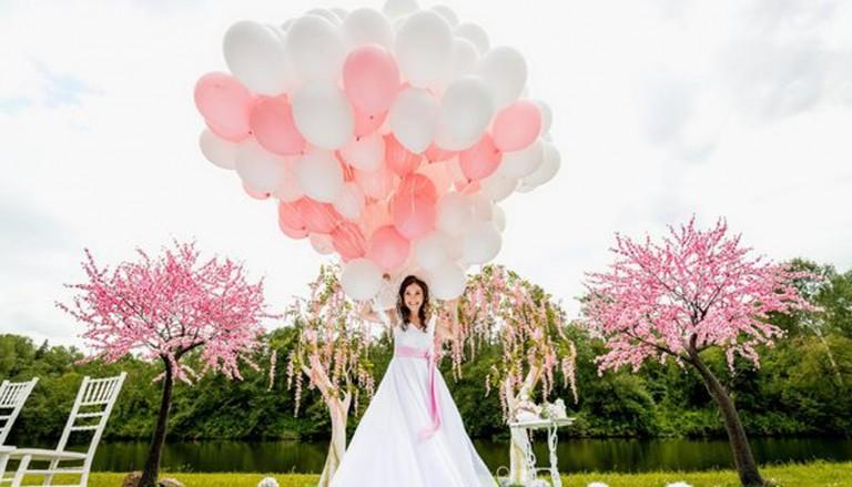 bride wedding dress summer 768x439 - پربینندهترین عکس های عروسی  در اینستاگرام