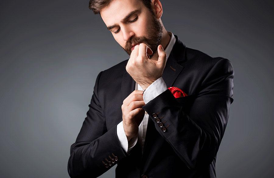 handsome groom - مدل کت و شلوار دامادی 2018
