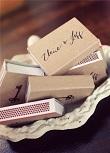 matchboxes - ۷ مدل گیفت عروسی ساده که خودتان می توانید درست کنید