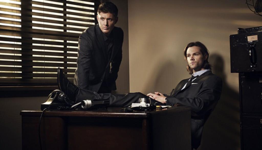 supernatural season 9 1024x585 - راهنمای انتخاب مدل کت و شلوار برای پدران عروس و داماد