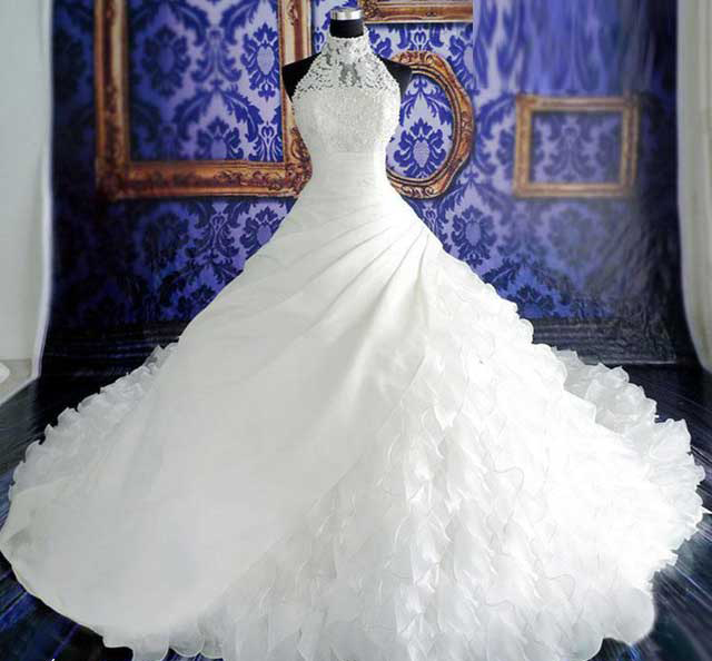 bride - لباس عروس مناسب اندام شما کدام هست؟
