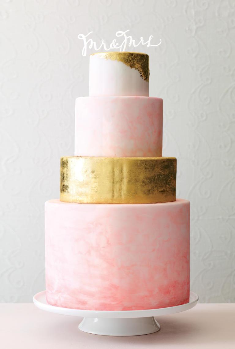 کیک عروسی 3 - زیباترین کیک عروسی که می توانید برای جشن های خود انتخاب کنید