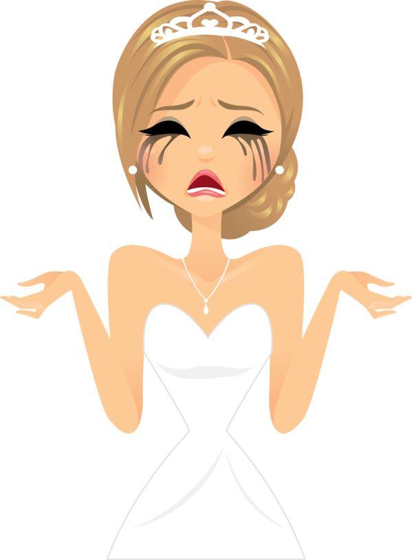 10 نکته در مورد روز عروسی که هیچکس به شما نخواهد گفت - چطور استرس مان را در روز عروسی کنترل کنیم و از این روز لذت ببریم