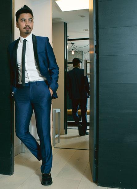 Denny changing room - مدل کت و شلوار مردانه مخصوص آقا داماد های شیک پوش