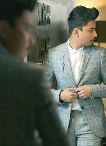 Denny mirror - مدل کت و شلوار مردانه مخصوص آقا داماد های شیک پوش
