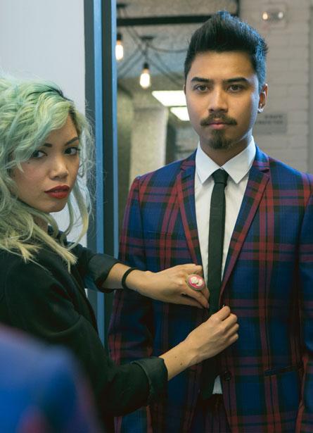 Denny stylist - مدل کت و شلوار مردانه مخصوص آقا داماد های شیک پوش