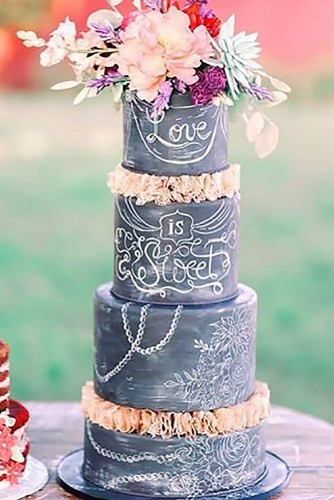 wedding cakes pictures kay english photography 1 334x500 - ۱۱ مدل تزیین کیک عروس متفاوت و جذاب