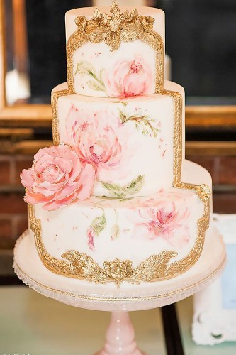 wedding cakes pictures nadia and co 333x500 - ۱۱ مدل تزیین کیک عروس متفاوت و جذاب