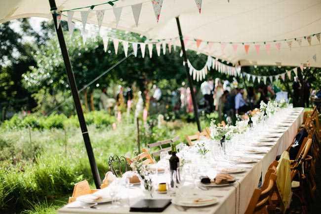 3 - جشن عروسی در تابستان یکی از بهترین جشن ها