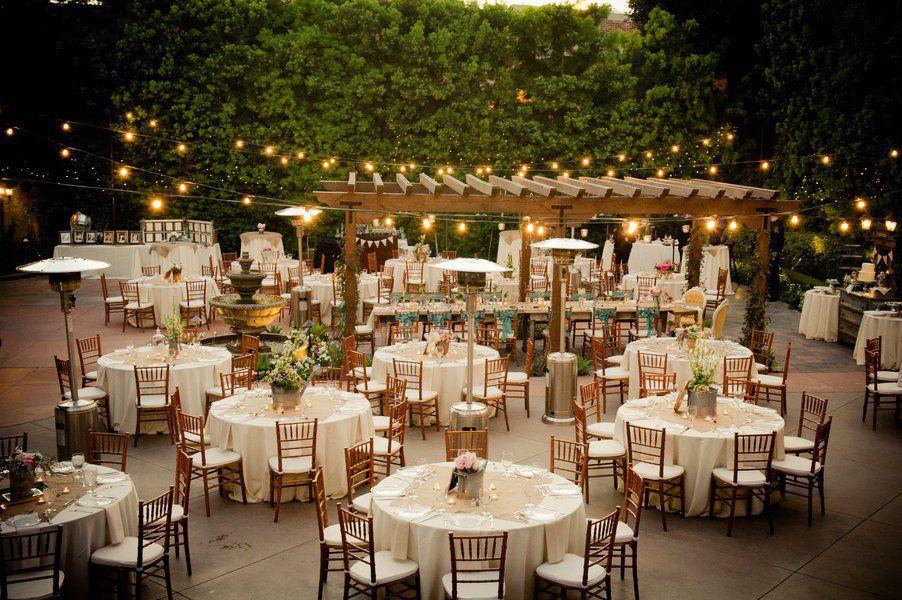 4 - جشن عروسی در تابستان یکی از بهترین جشن ها