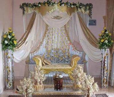 2 - جایگاه عروس و داماد