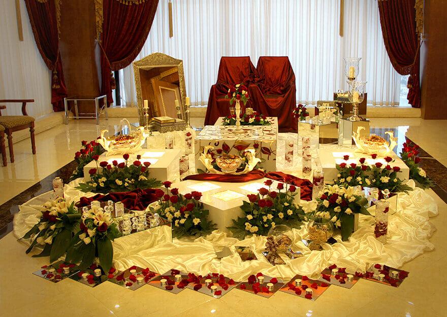 6 - نکات مهم برای برگزاری مراسم عروسی