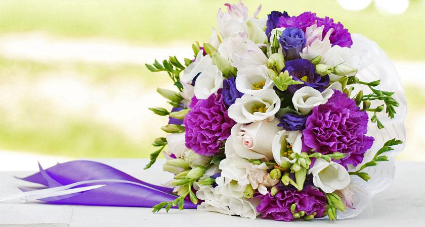 1 - دسته گل خواستگاری خاص یا سبد گل خواستگاری با گل مناسب ؟