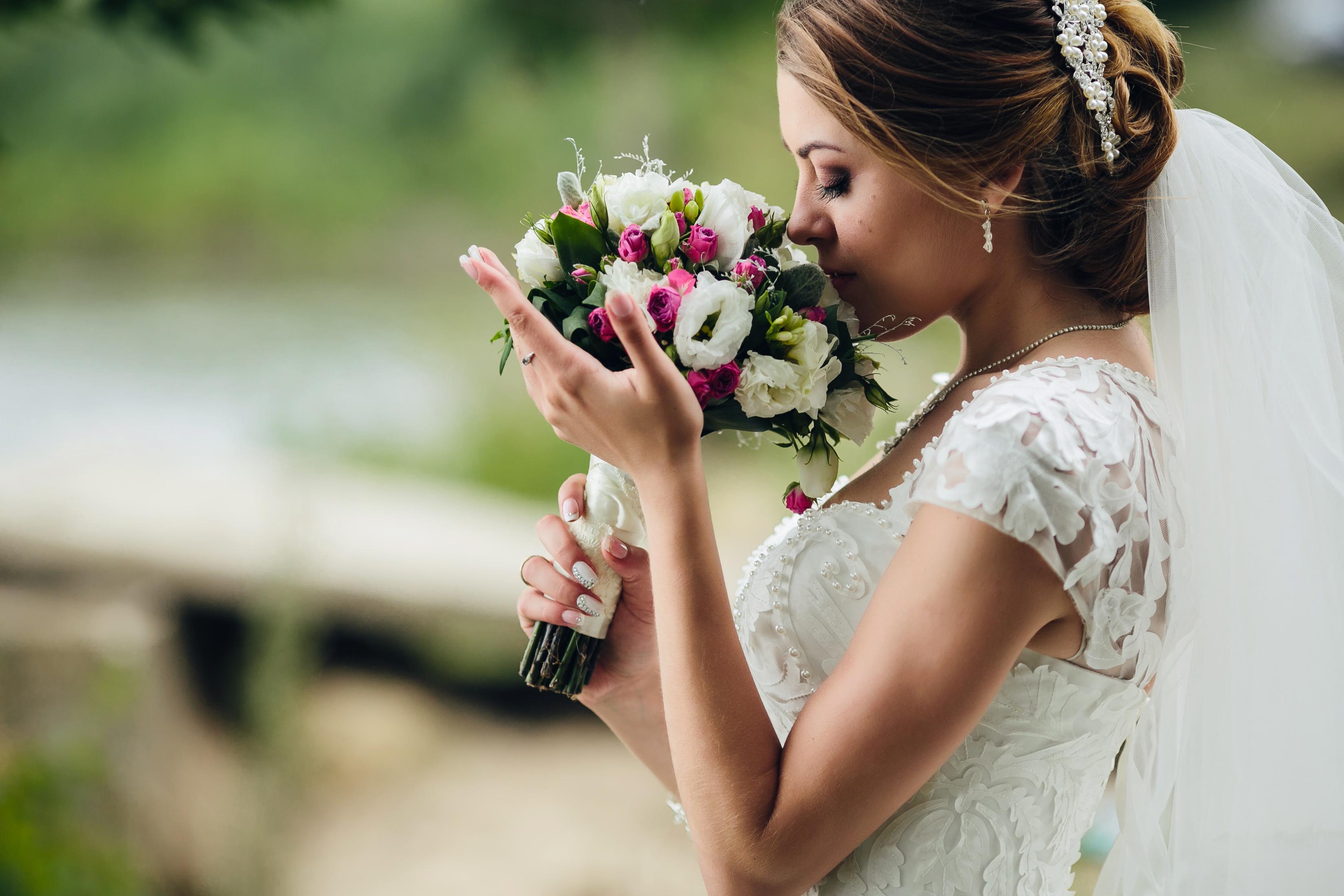 2 - مدل دسته گل عروس