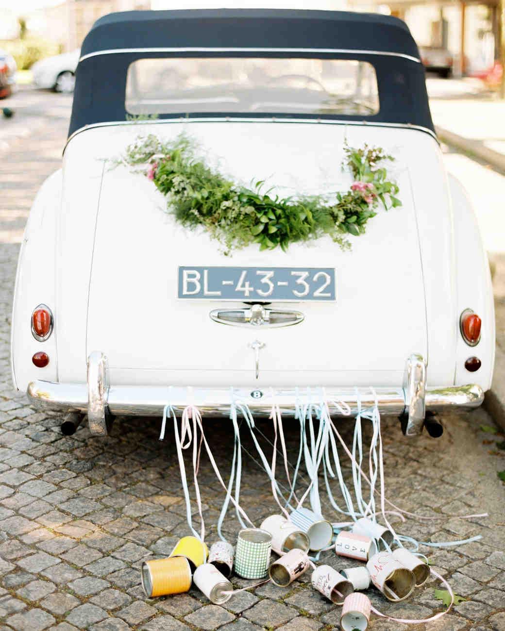 2 - اجاره ماشین عروس و تزیین ماشین عروس