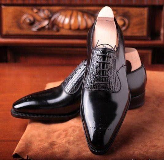 2 - مدل کفش مردانه مناسب برای انتخاب مدل کفش دامادی
