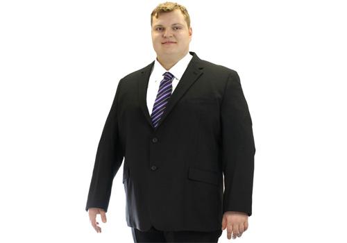 1 - کت و شلوار دامادی مناسب برای یه داماد چاق