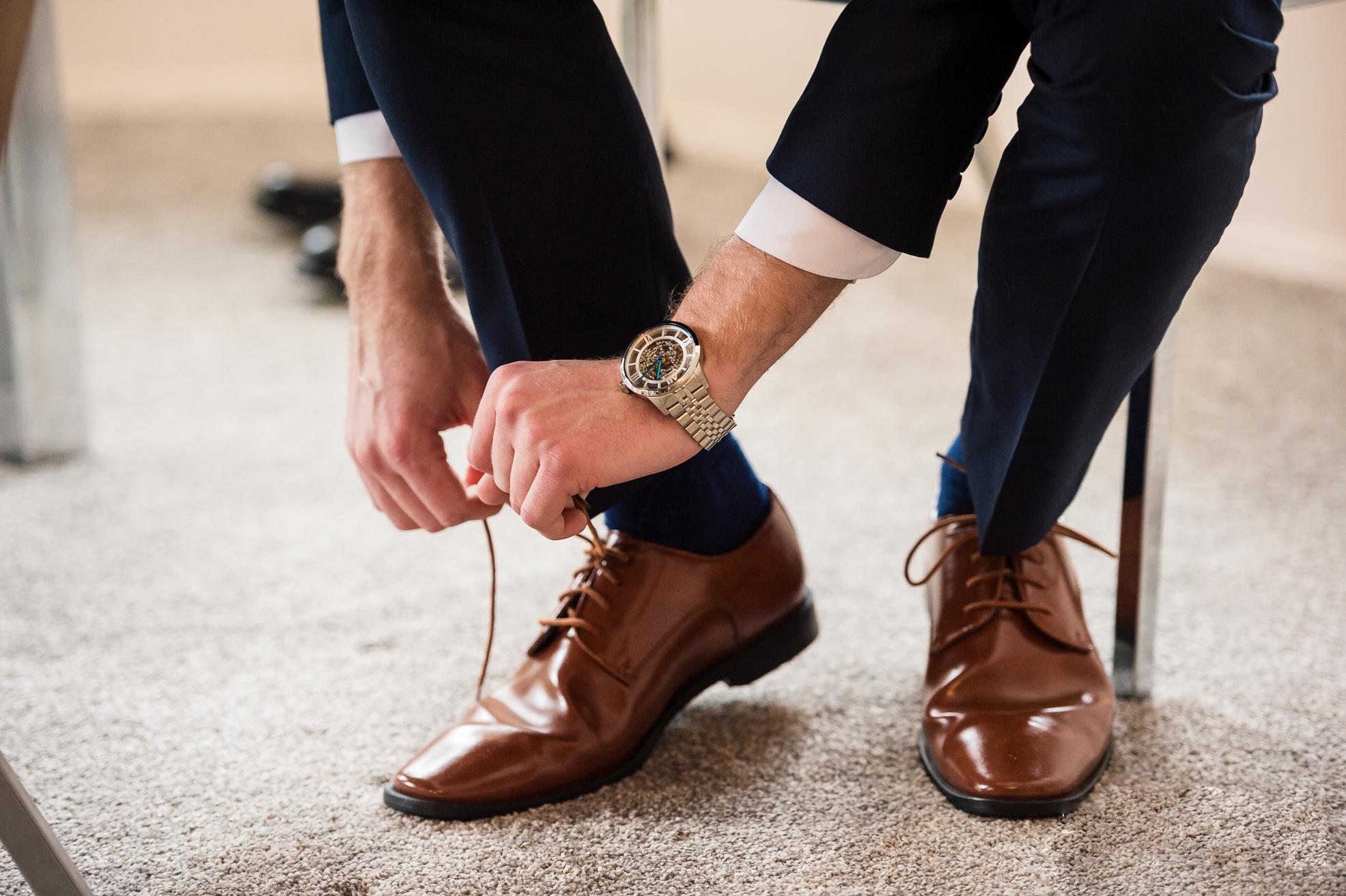 13 - مدل کفش مردانه مناسب برای انتخاب مدل کفش دامادی