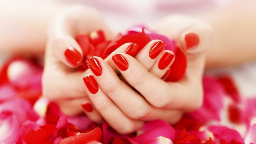 163306 1030x579 - کاشت و طراحی ناخن ، ناخن مصنوعی در آرایش عروس