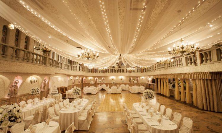 1 - تالار مناسب که بشه برای تالار عروسی یا باغ عروسی ازش استفاده کرد