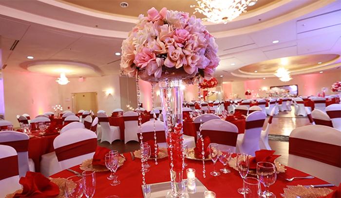 4 - تالار مناسب که بشه برای تالار عروسی یا باغ عروسی ازش استفاده کرد