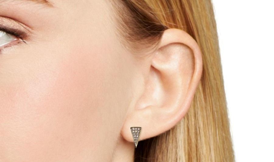 7 - گوشواره طلا یک گوشواره مناسب برای انتخاب گوشواره عروس