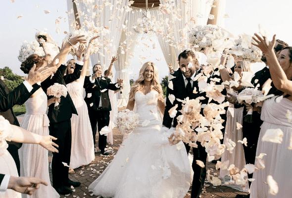 4 - بهتر در روز عروسی چه رفتاری داشته باشیم