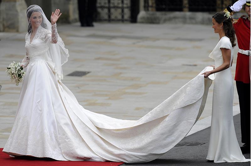 لباس7 - مدل لباس عروس پرنسسی برای عروسهای سخت پسند