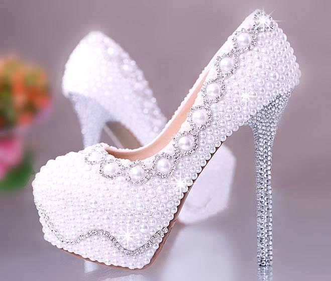 1 - مدل کیف و کفش ست عروس