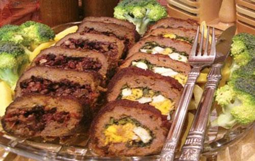 1337928 413 - غذاهای اعیانی برای مهمانی های رودربایستی دار