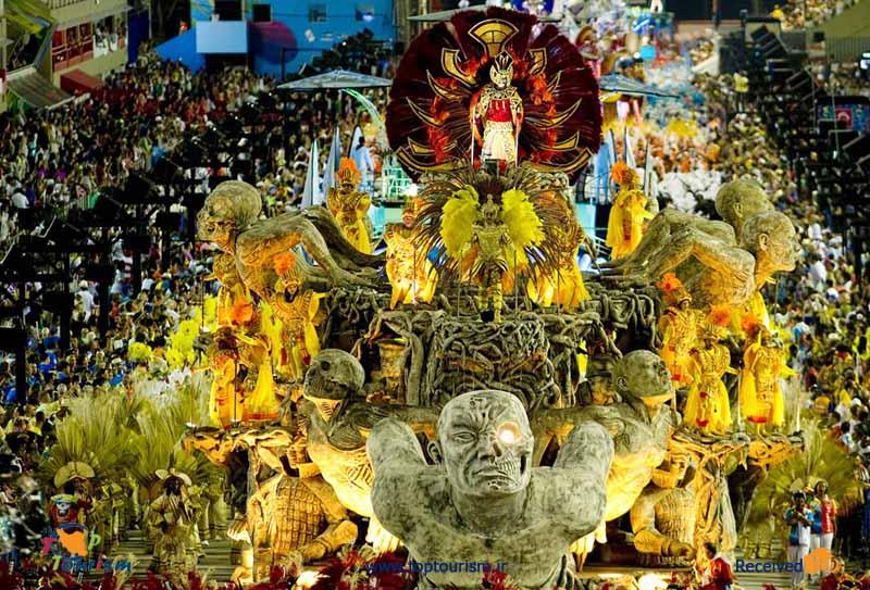 1490946069 322 سفر به برزیل بزرگ ترین و پرجمعیت ترین کشور آمریکای جنوبی - آشنایی با جشن های بین المللی دنیا