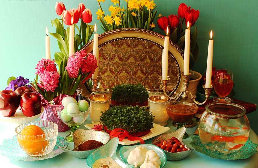 Nowrouz items - مدل لباس ایرانی برای جشن ایرانی