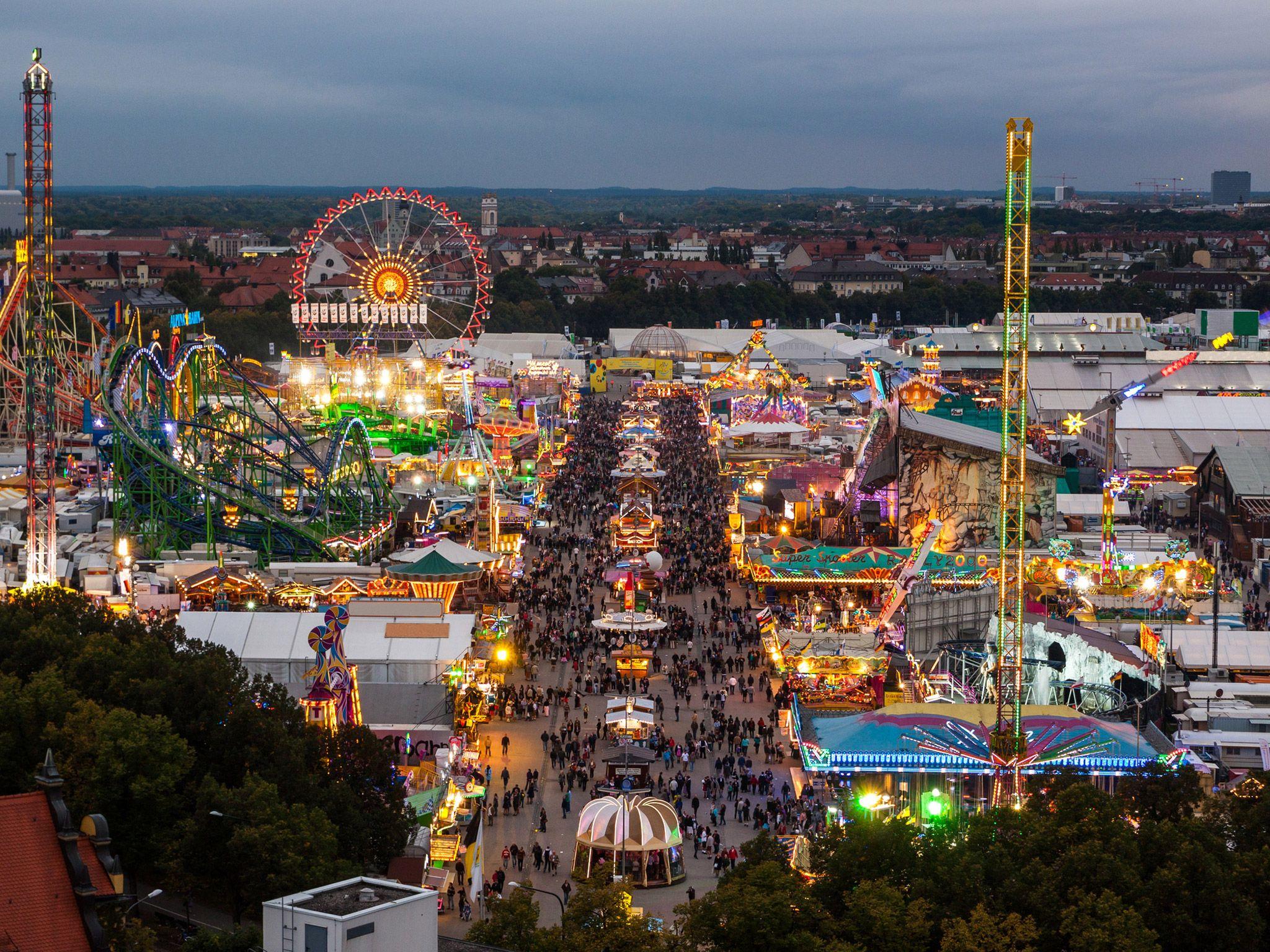 Oktoberfest Hotel Le Meridien Munich Theresienwiese - آشنایی با جشن های بین المللی دنیا