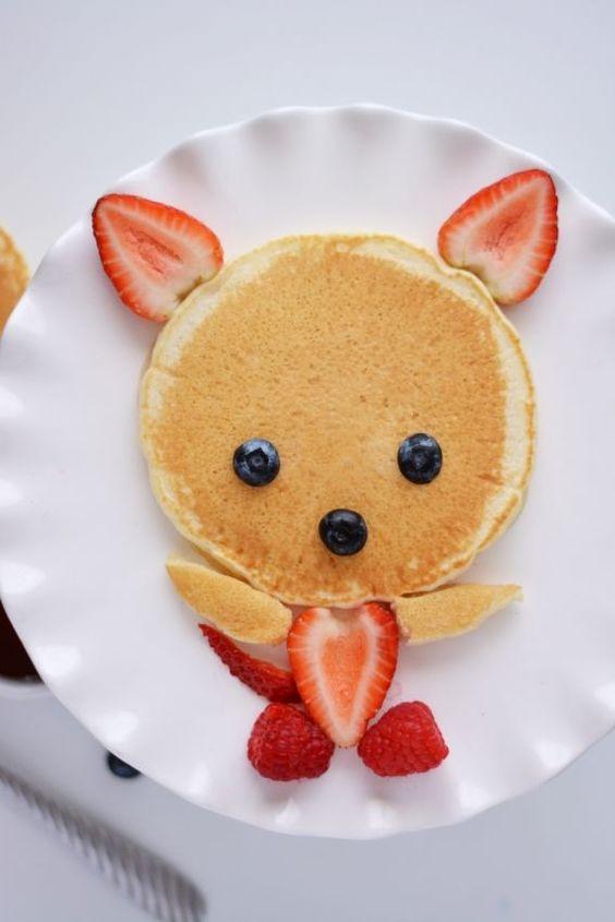 غذا 1 - ایدههای خلاقانه تزیین غذا برای کودکان در میهمانی ها