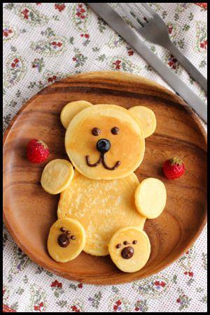 غذا 14 - ایدههای خلاقانه تزیین غذا برای کودکان در میهمانی ها