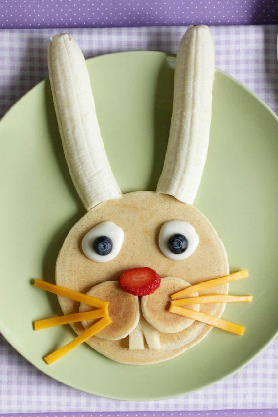غذا 9 - ایدههای خلاقانه تزیین غذا برای کودکان در میهمانی ها