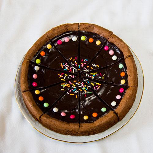 شکلاتی11 - آموزش تهیه کیک شکلاتی برای خانم های تازه کار