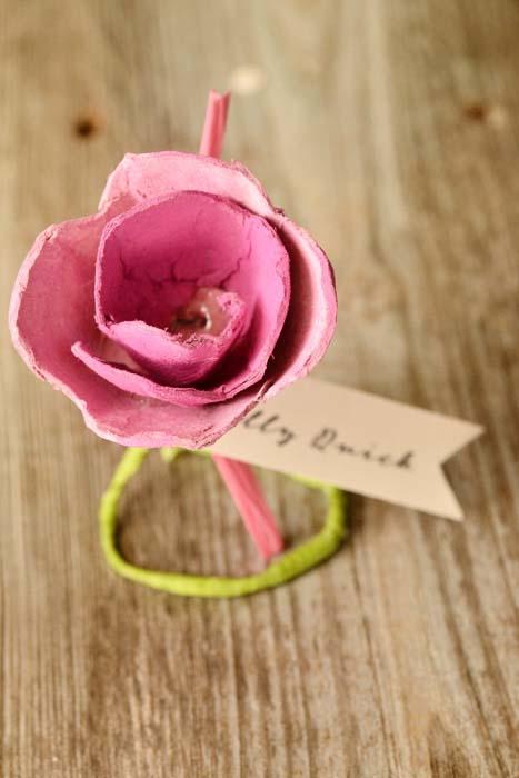 رز کاغذی 29 - گل رز کاغذی ؛گیفت کاغذی خلاقانه که در خانه قابل تهیه است
