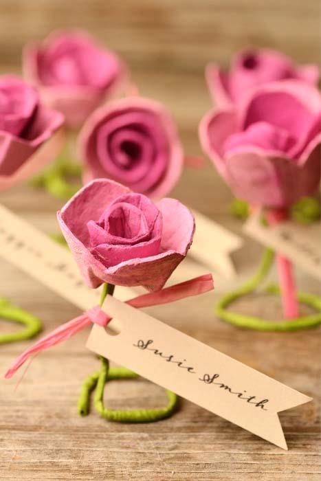 رز کاغذی 30 - گل رز کاغذی ؛گیفت کاغذی خلاقانه که در خانه قابل تهیه است